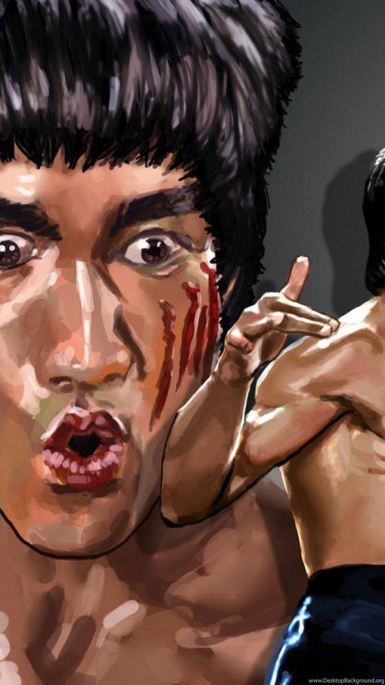 Bruce Lee Enter The Dragon Wallpapers Desktop Background