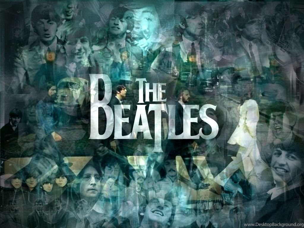 The Beatles Logo Exclusive HD Wallpapers Desktop Background