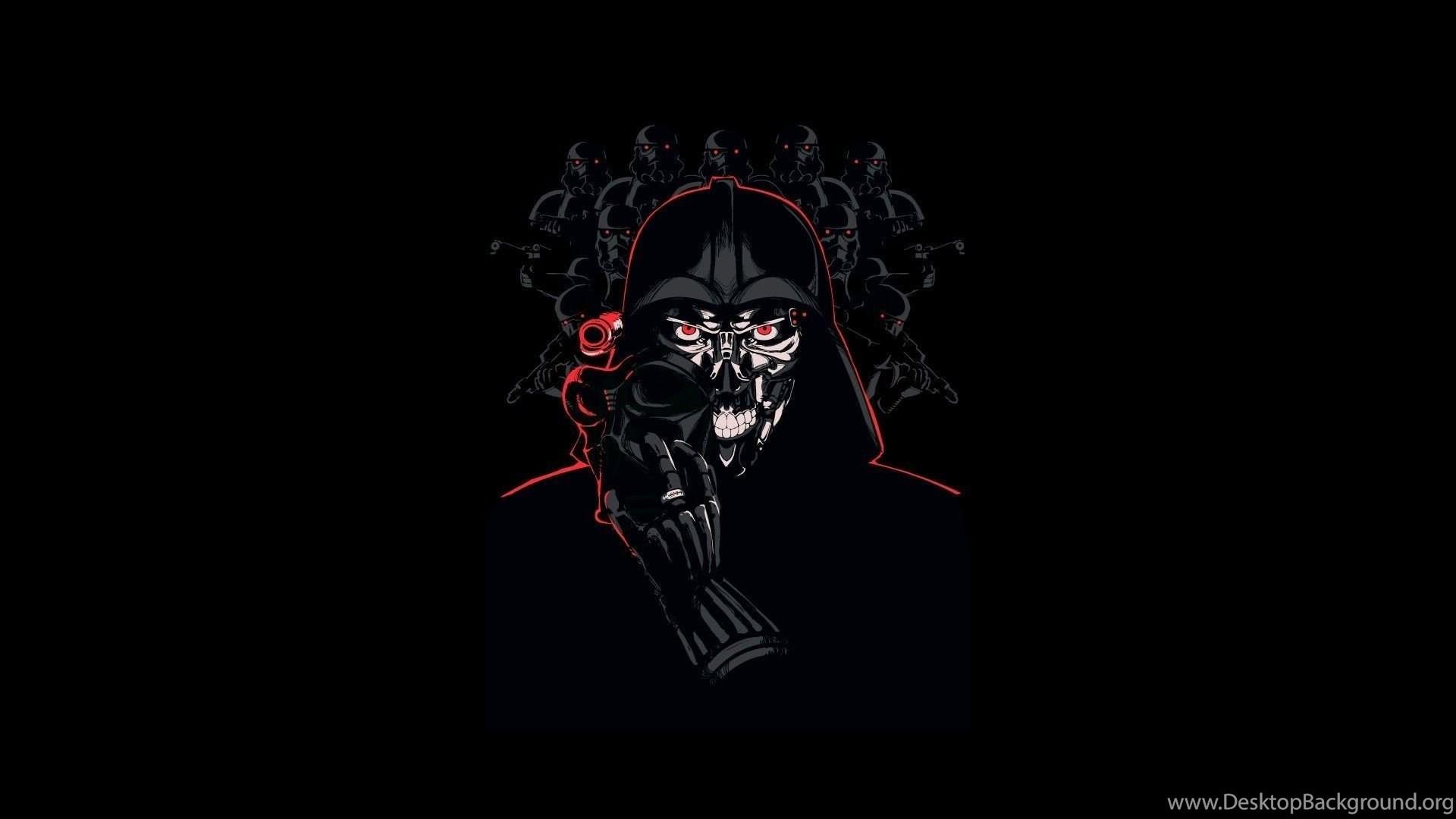Star Wars Darth Vader Wallpapers Hd Desktop Background