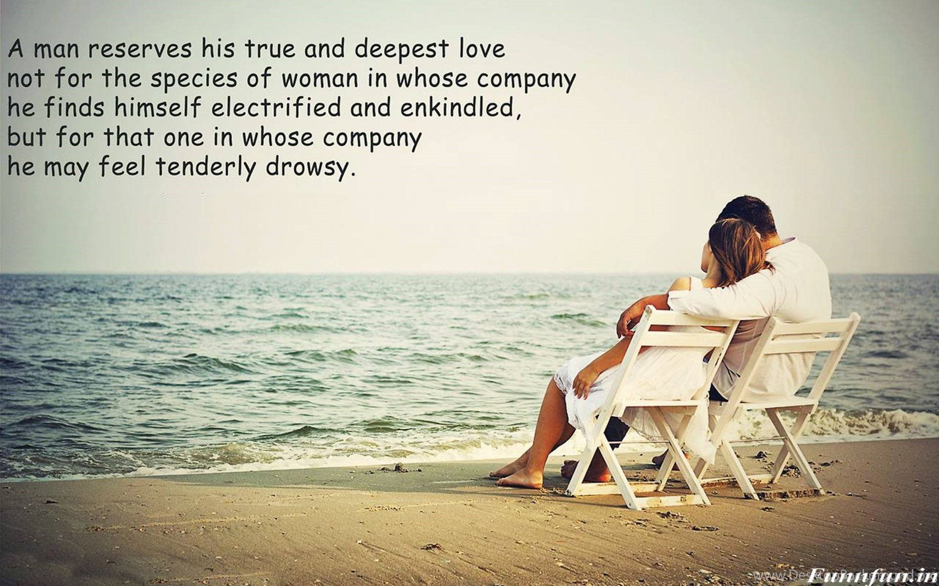 Romantic Love Quotes Full HD Wallpapers Desktop Background