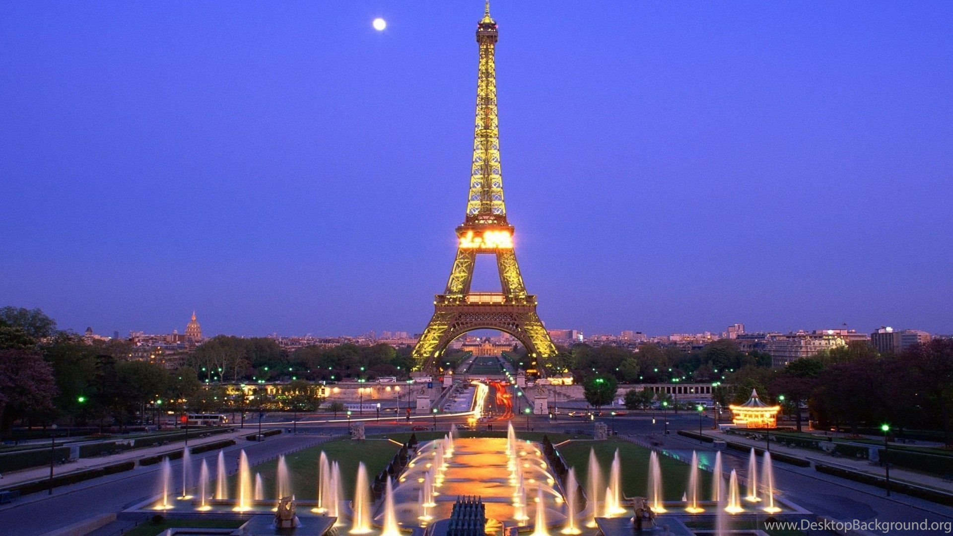 France Paris Wallpapers HD Desktop O IPhones