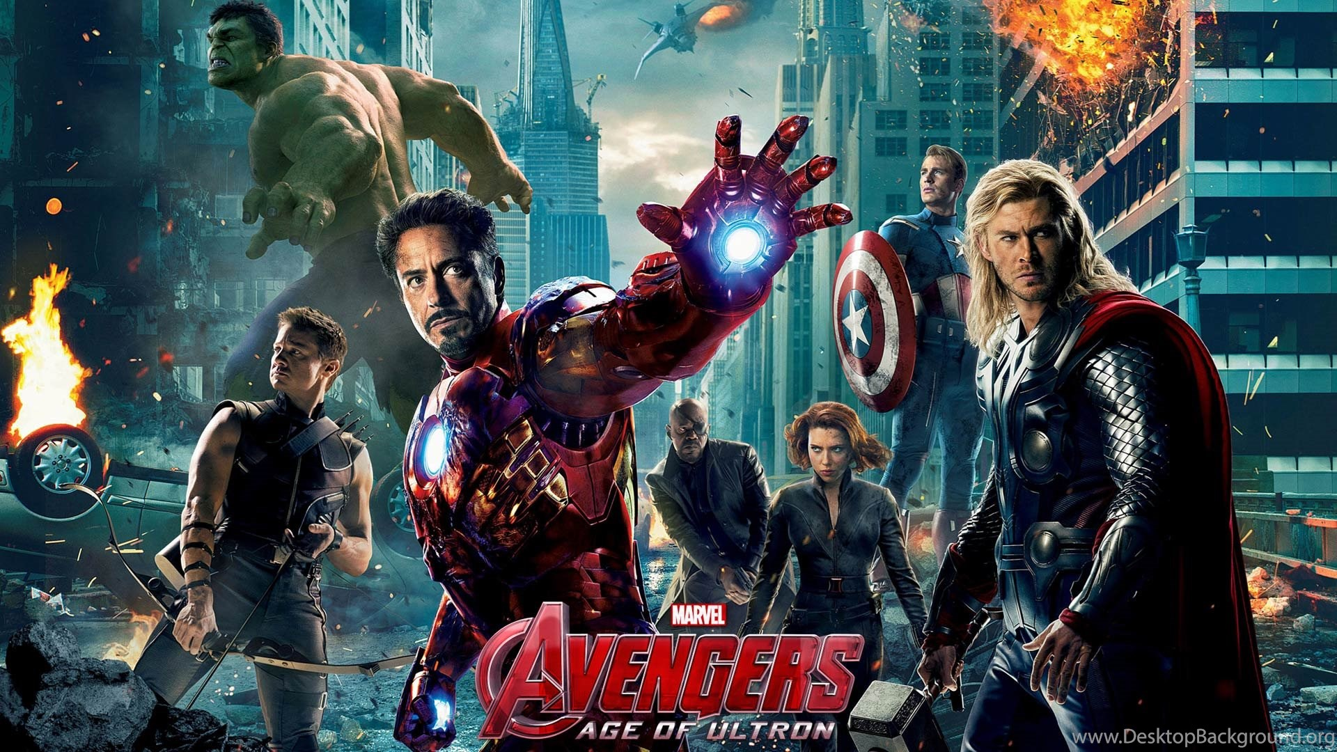 Avengers Age Of Ultron Wallpapers Hd 1080p For Desktop Desktop