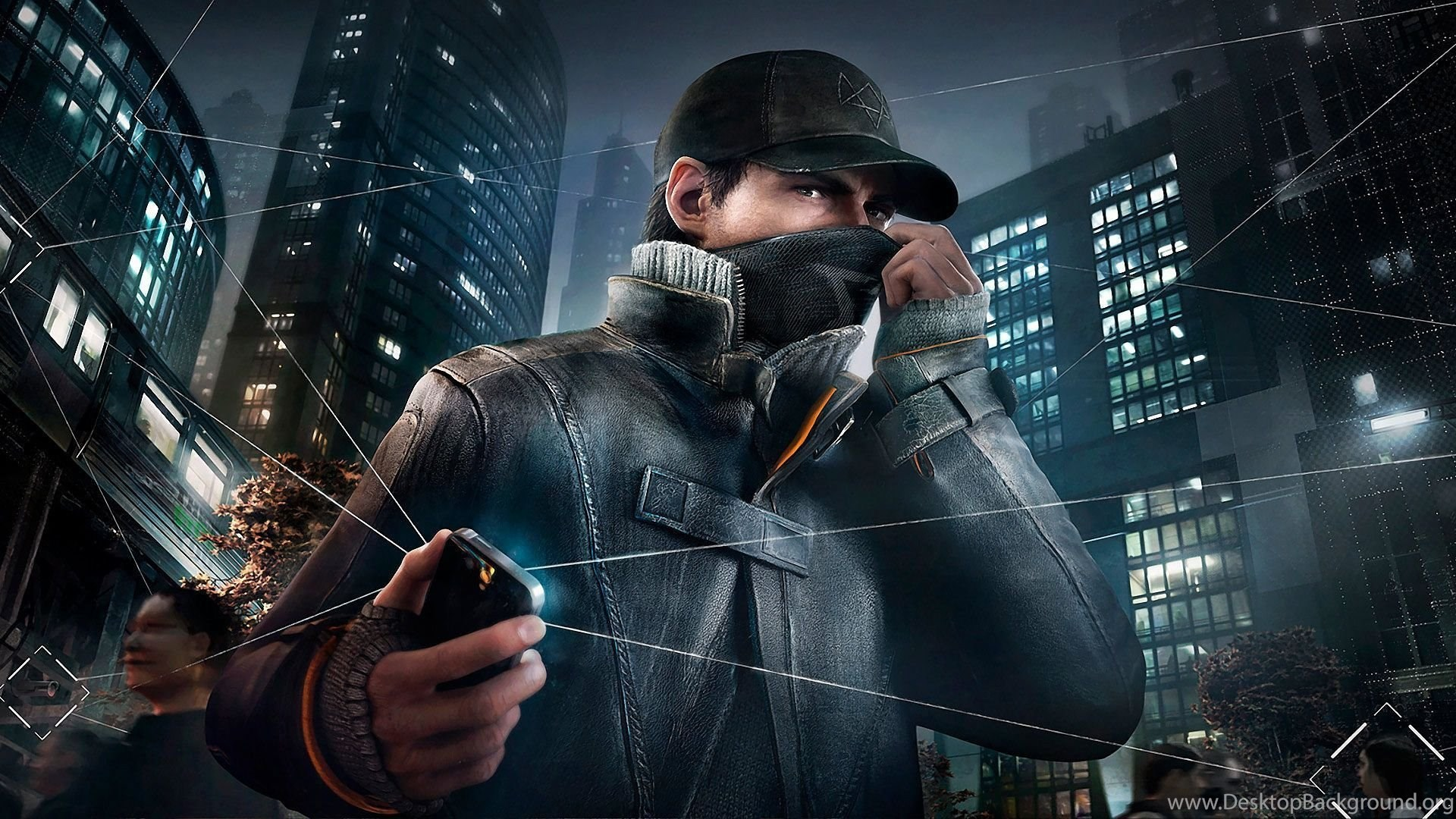 Watch Dogs Wallpapers Ps4 Games Full Hd Hd Wallpapers Desktop Background