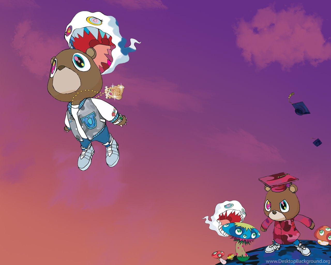 Request Dope Hq Kanye West Graduation Wallpapers Kanye West Forum