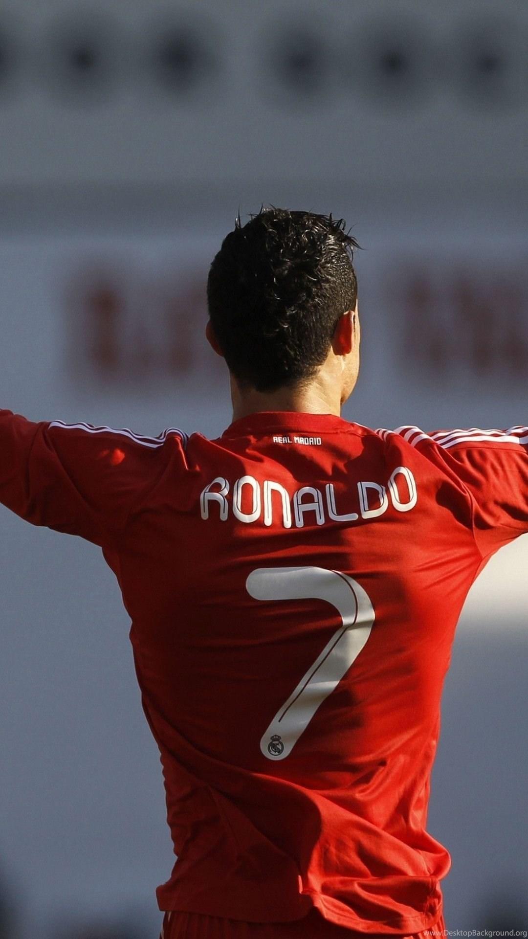 Cristiano Ronaldo Soccer Player Wallpapers Iphone 6 Plus Desktop Background