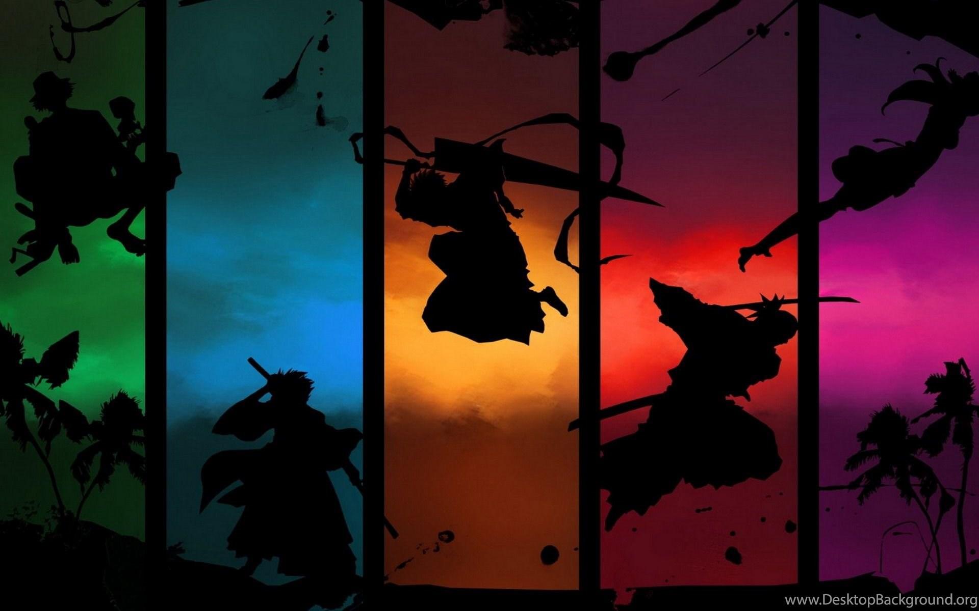 bleach anime hd wallpapers desktop background