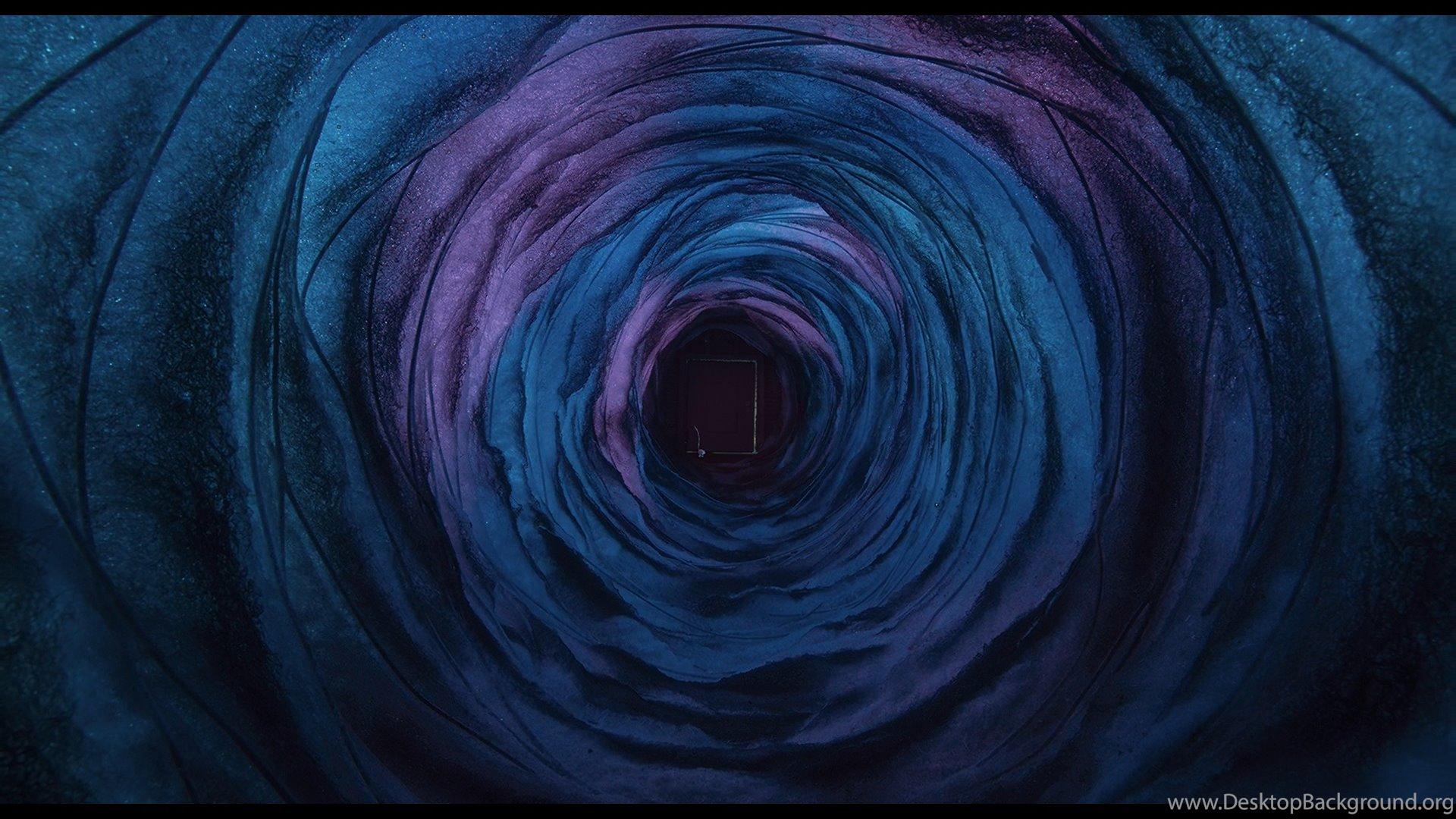 Blue View Hd Coraline Wallpaper Png Desktop Background