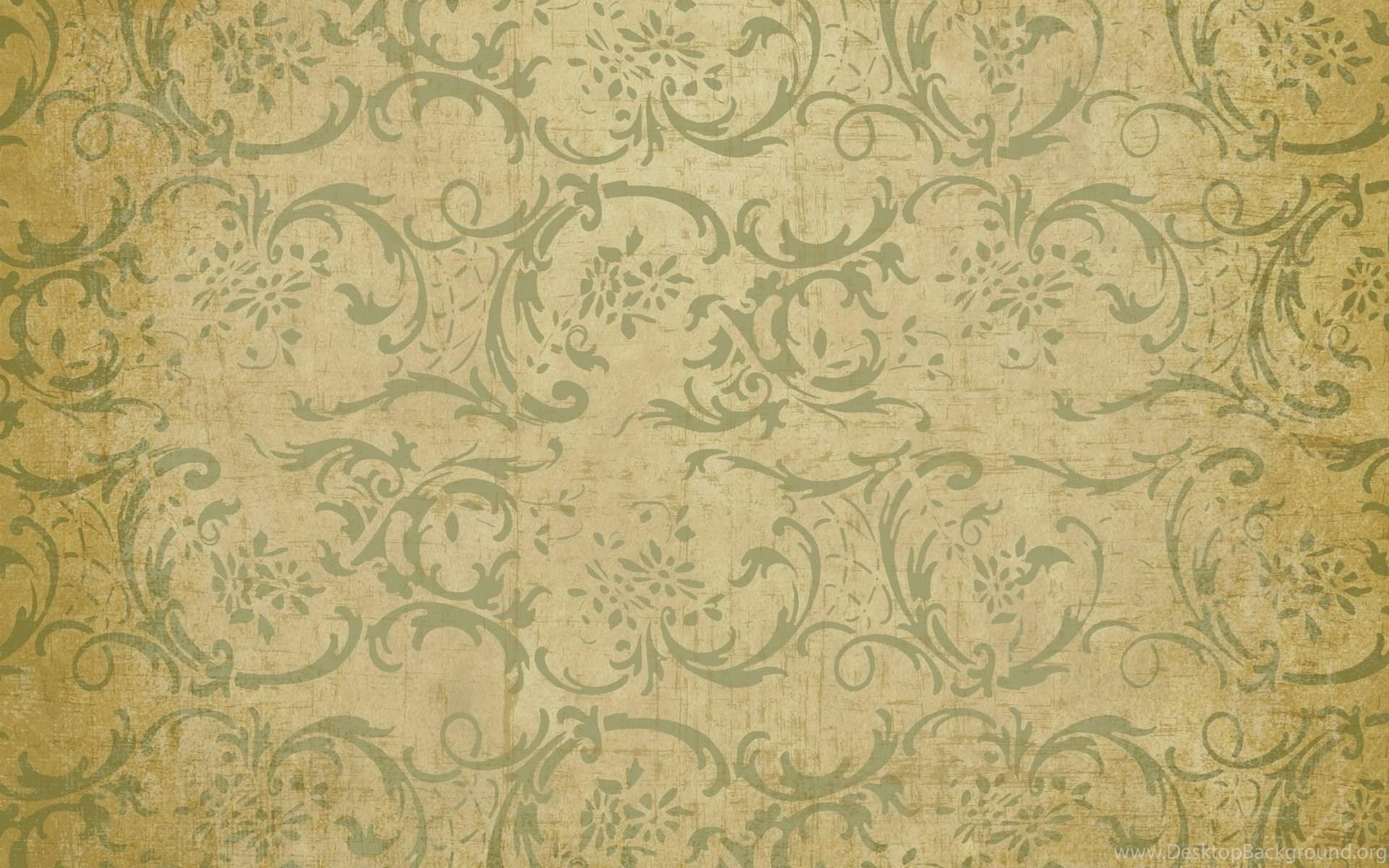 Vintage Wallpapers Patterns Desktop Background
