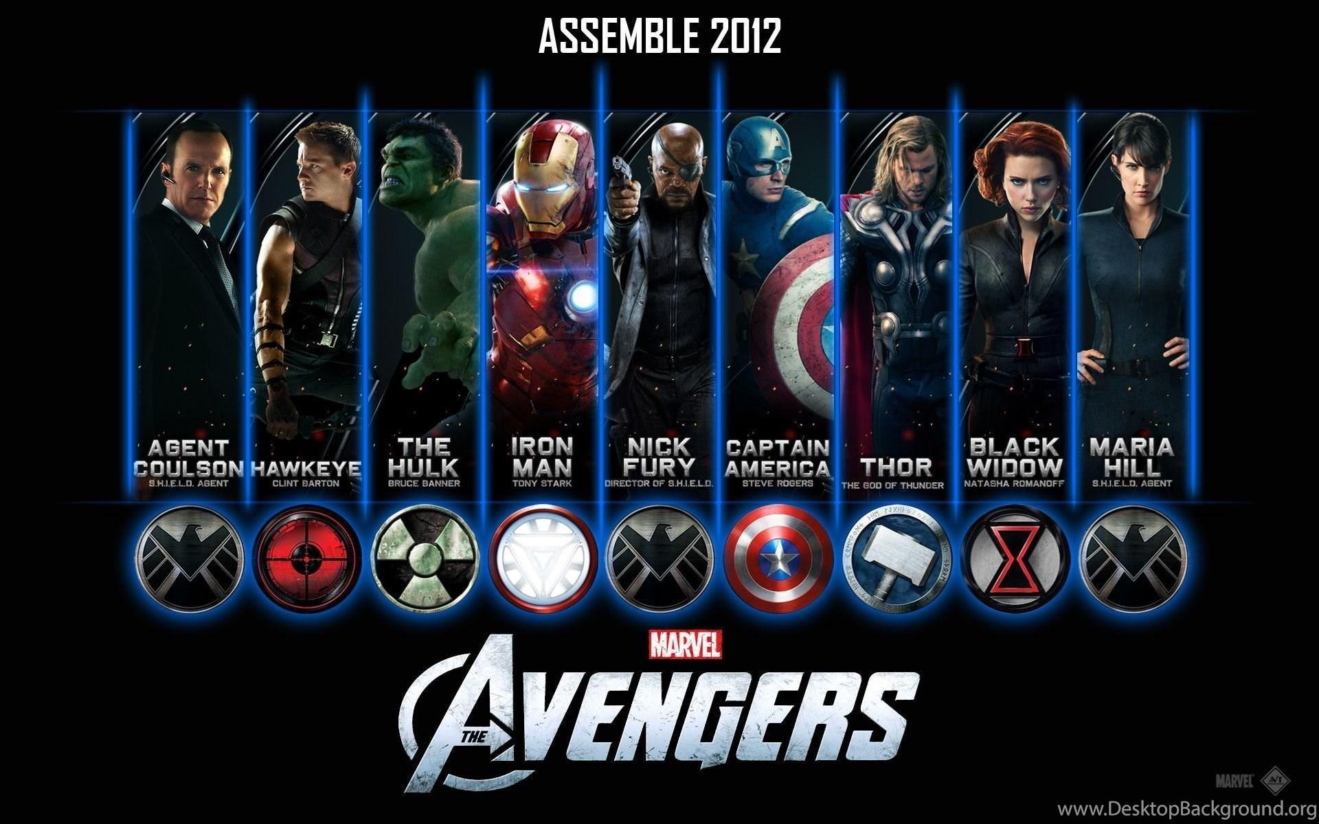 Avengers Wallpapers For Dekstop 21450 Full Hd Wallpapers Desktop Desktop Background