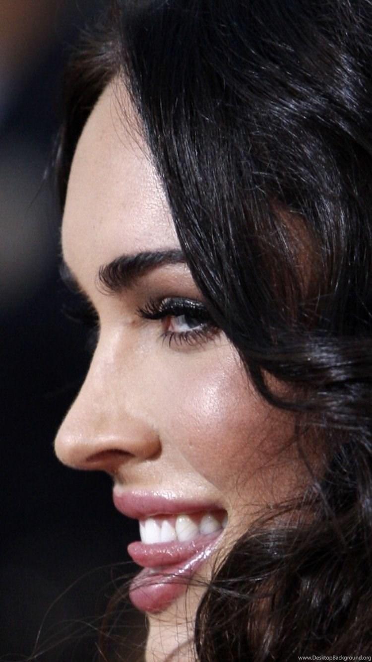 Iphone 6 Megan Fox Wallpapers Hd Desktop Backgrounds 750x1334 Desktop Background