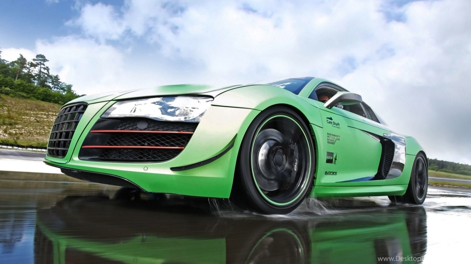 Gallery For Audi R8 Hd Wallpapers 1080p Desktop Background