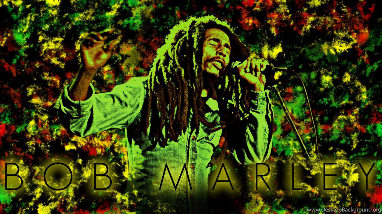 Bob Marley Colors Wallpapers Hd Wallpaper Desktop Background