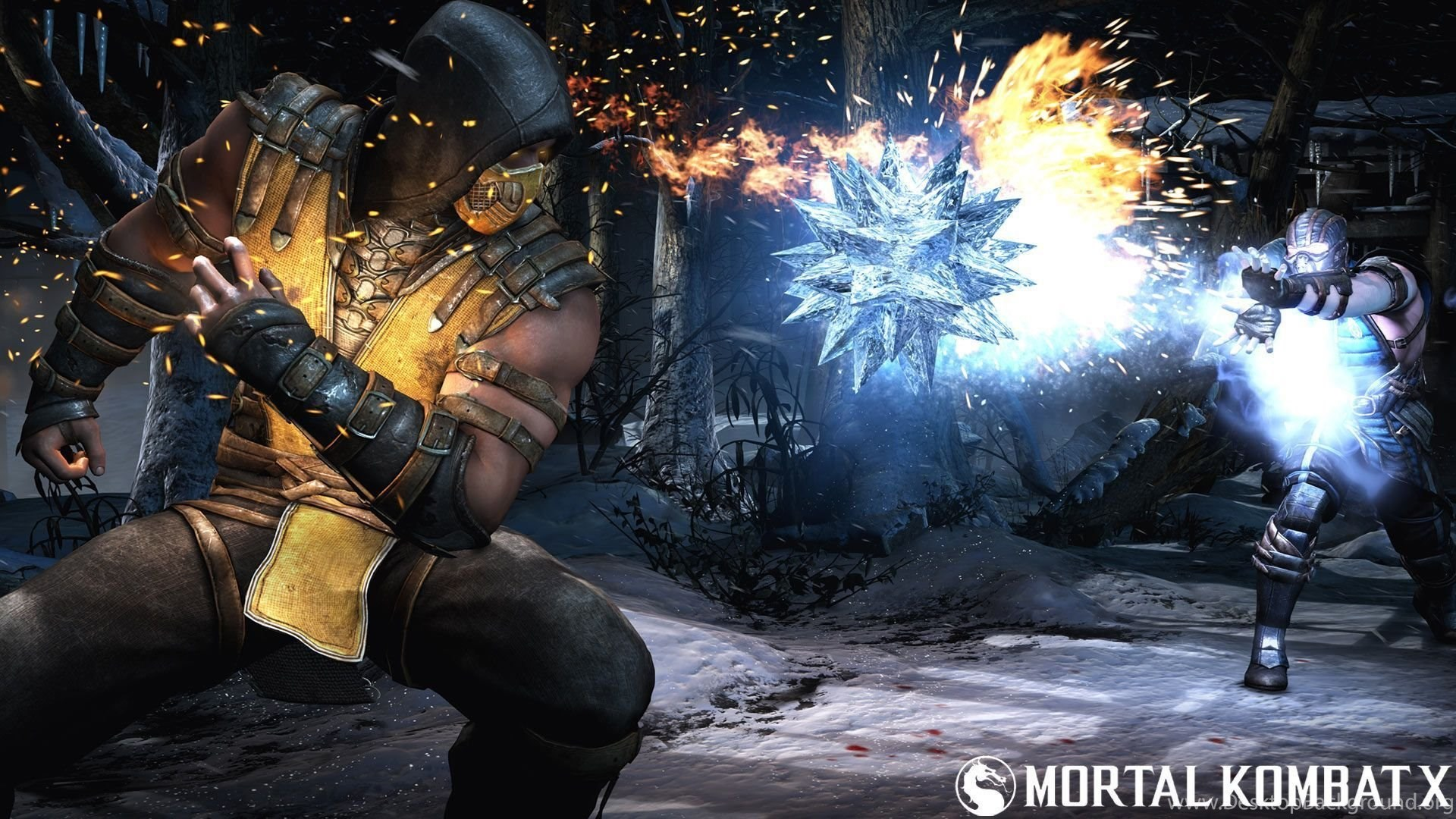 Mortal Kombat X Wallpapers Hd 1080p For Desktop Desktop Background