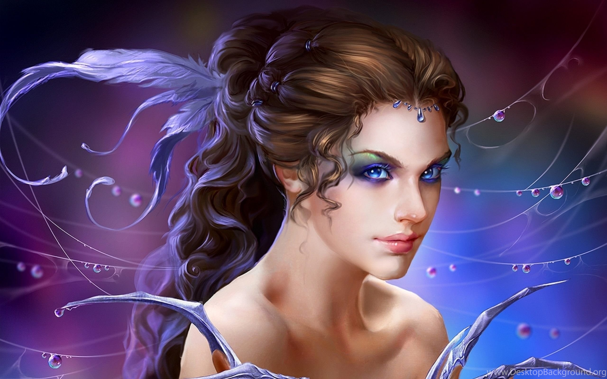 fantasy girl wallpapers archives wallpapers hd free wallpapers in