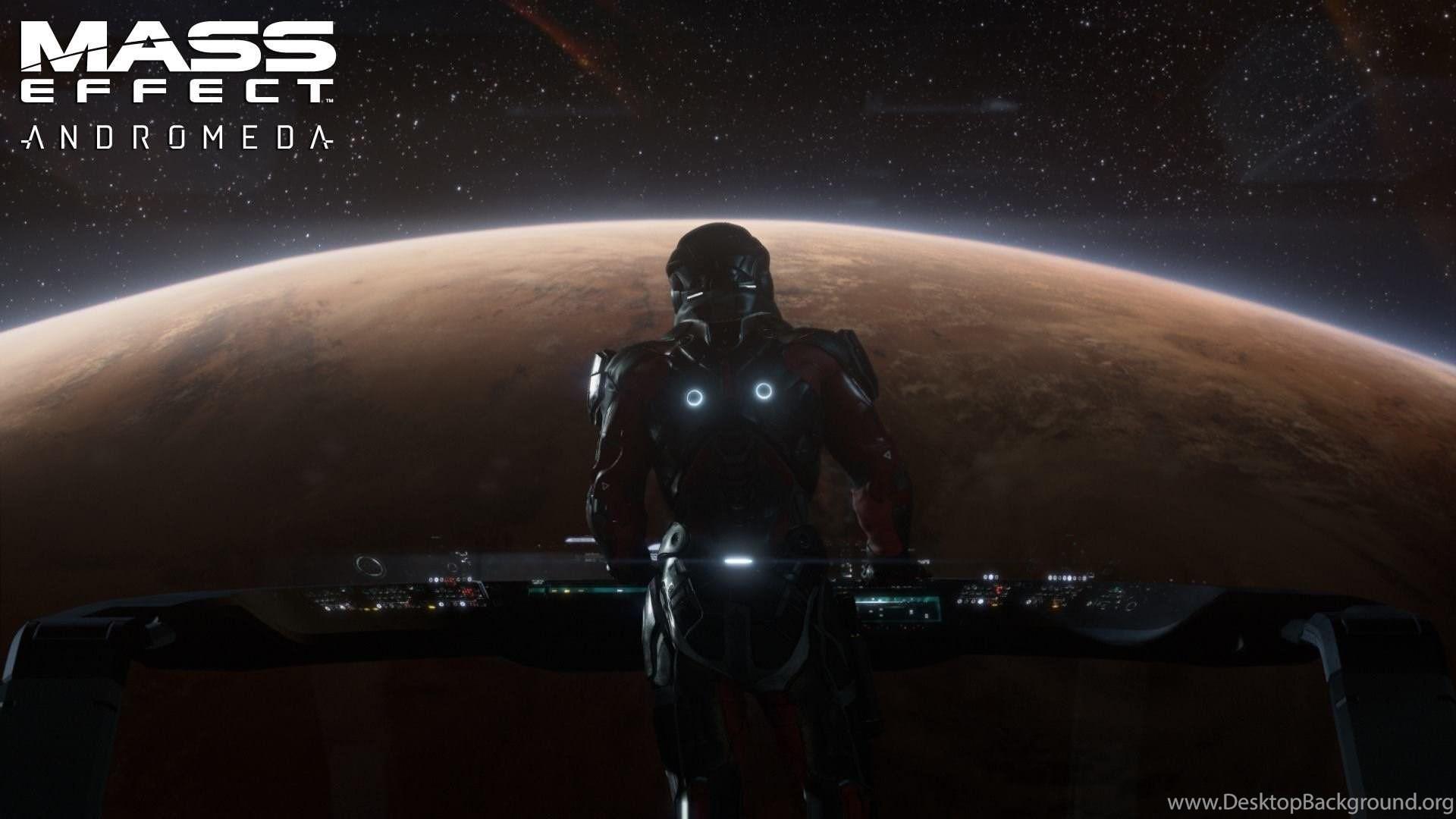 14 Mass Effect Andromeda Hd Wallpapers Desktop Background