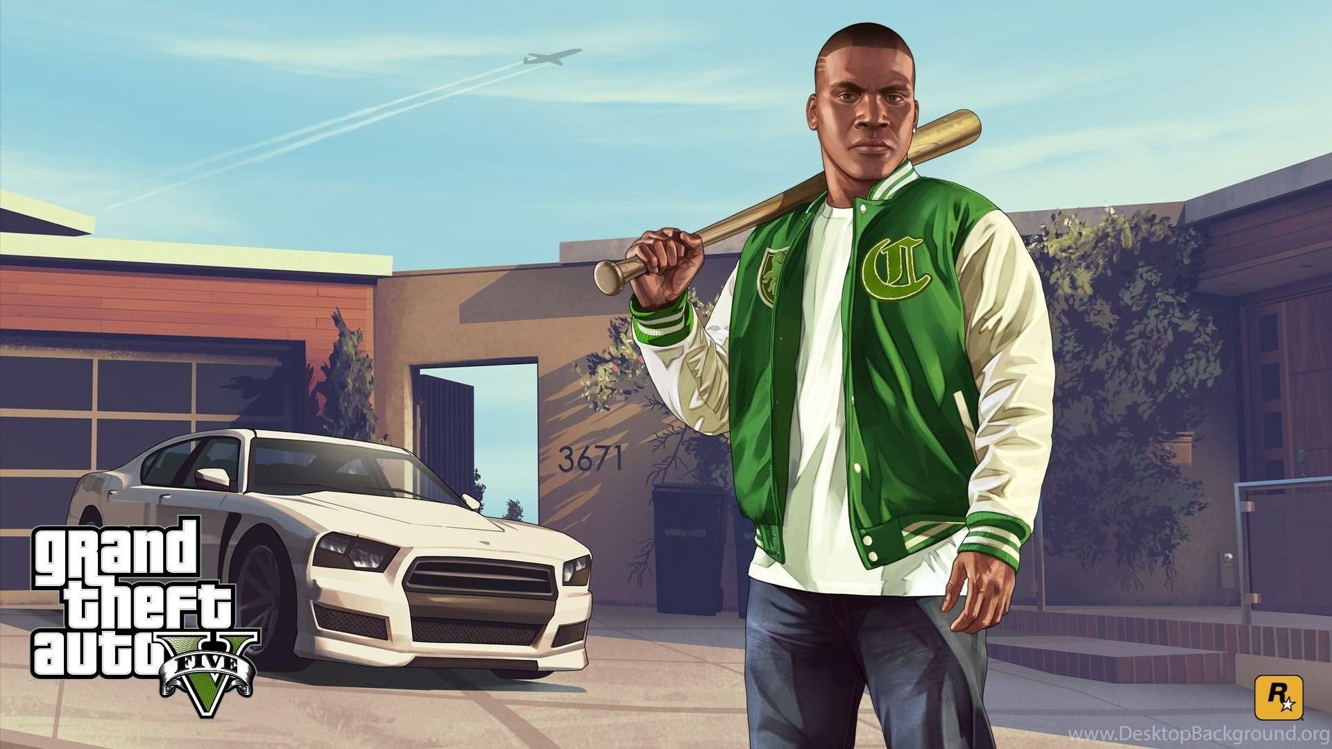 Grand Theft Auto V GTA HD Wallpapers XD Desktop