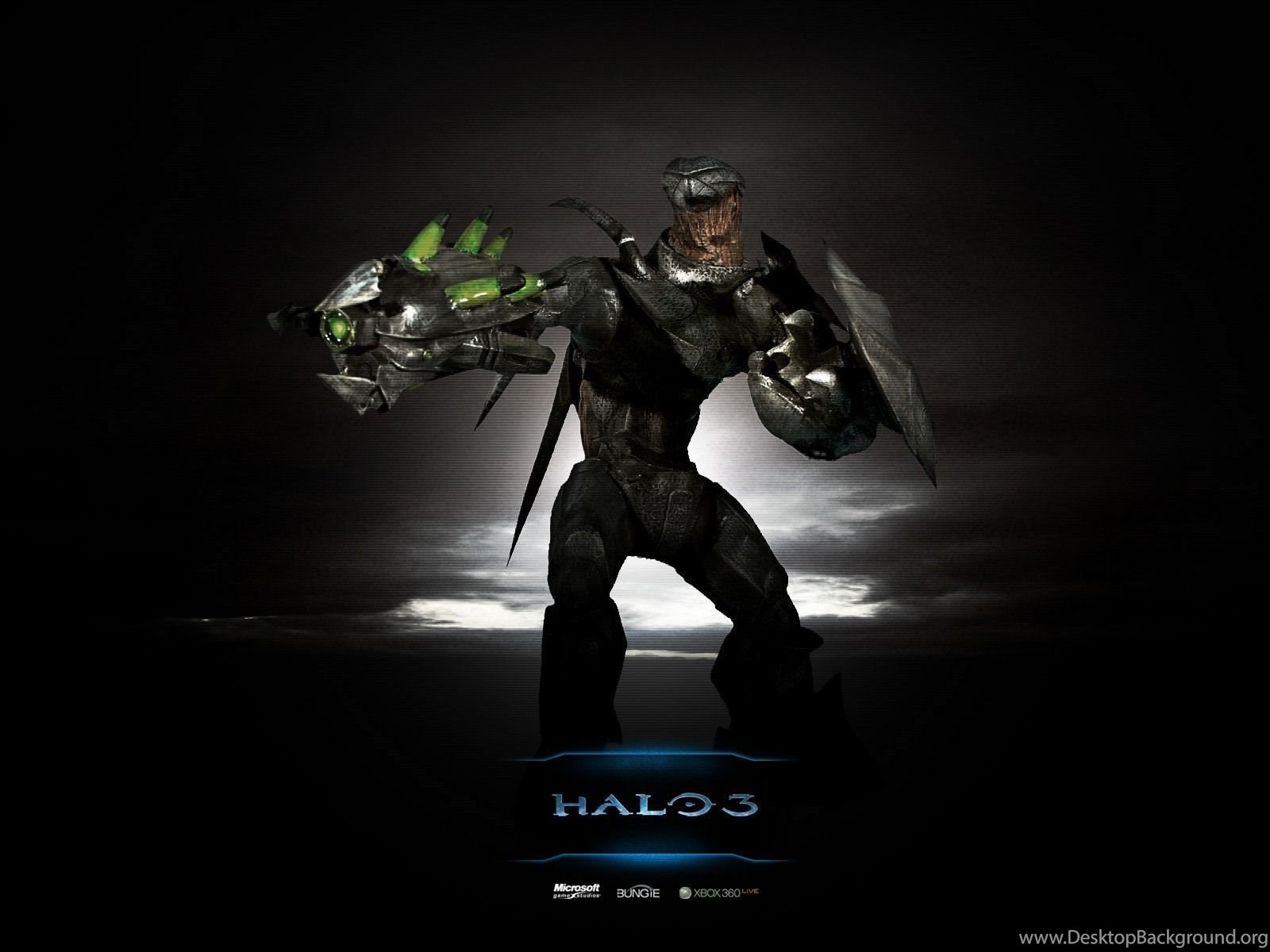 Desktop Wallpapers Halo 3 Games Desktop Background