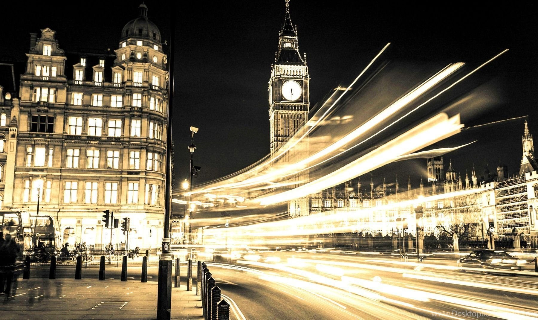 London At Night Desktop Wallpapers Archives Free Wallpapers In