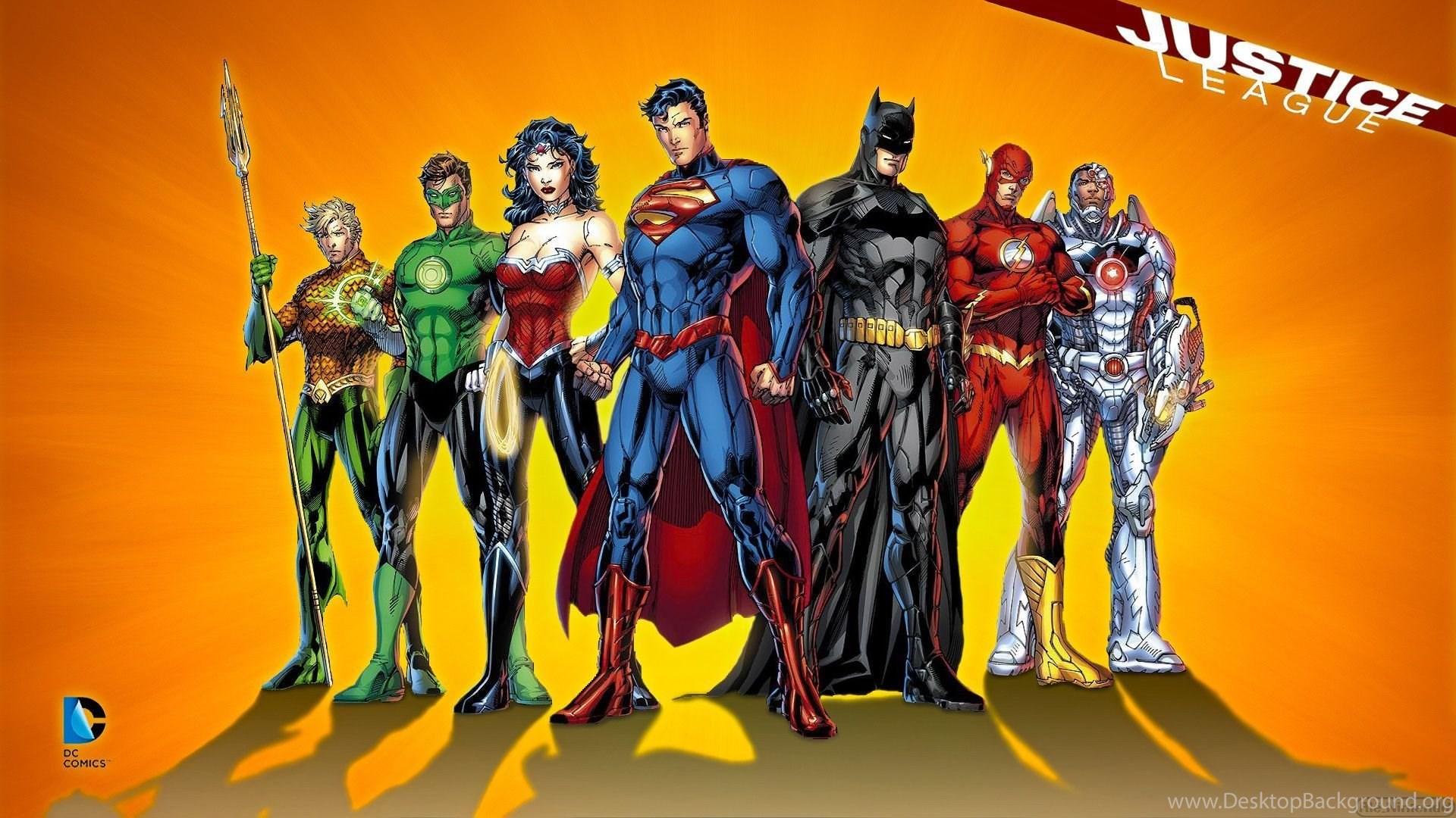 Wallpaper Daily Post Justice League Hd Wallpaper