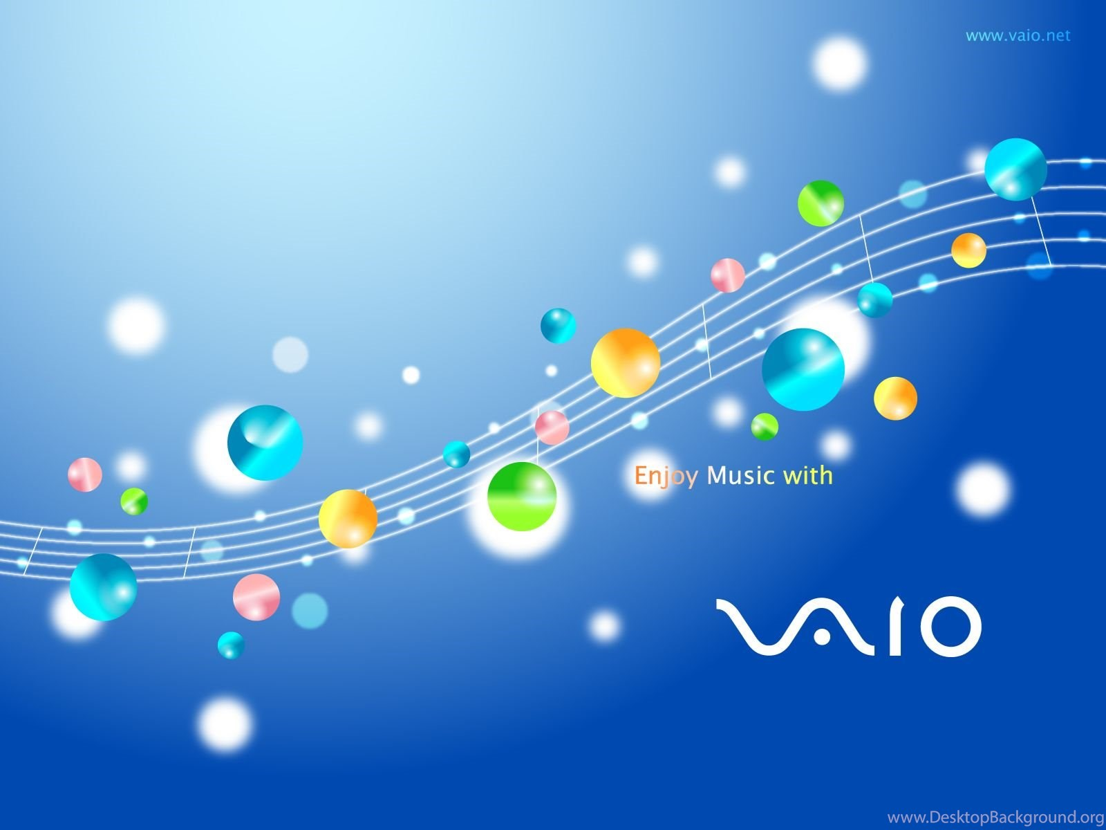 Vaio Wallpaper 1280x800: Sony Vaio Wallpapers HD Desktop Background