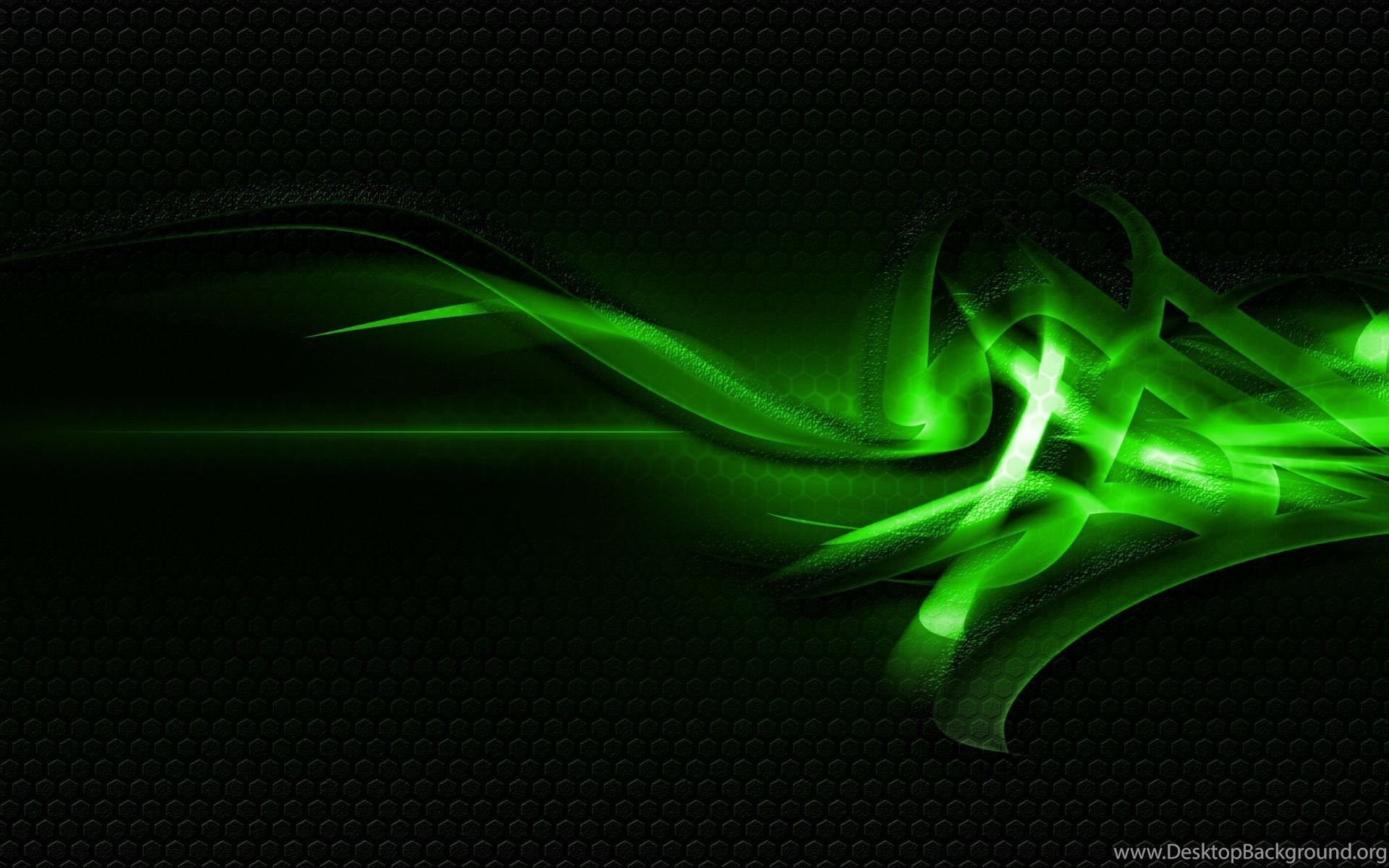 Black And Green Abstract Wallpaper Backgrounds Hd 1458 Hd