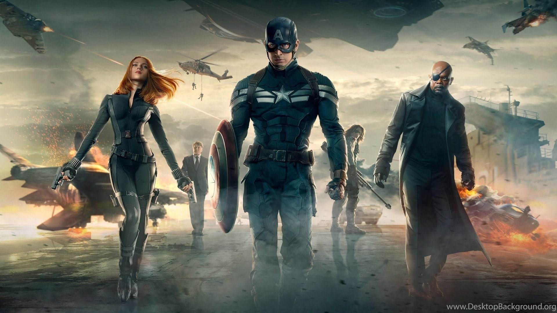Gallery For Captain America The Winter Soldier Wallpapers Hd