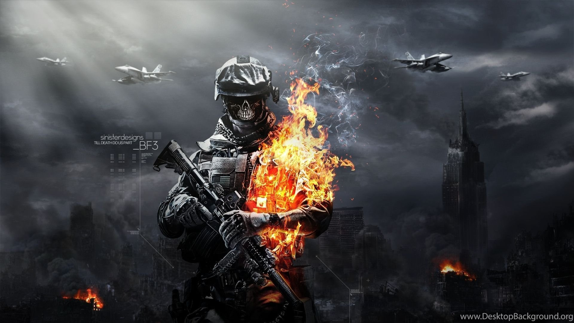 Full Hd Wallpapers Call Of Duty Ghost Mask Desktop Backgrounds Hd