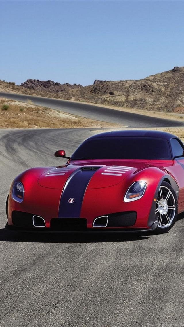 Red sports car iphone 5 wallpapers hd 640x1136 iphone 5 - Iphone 5 car backgrounds ...