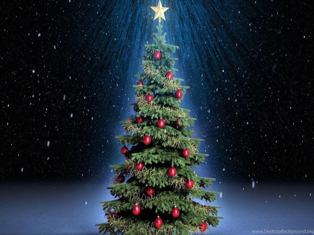 Beautiful Christmas Tree Wallpapers 1 Jpg Desktop Background