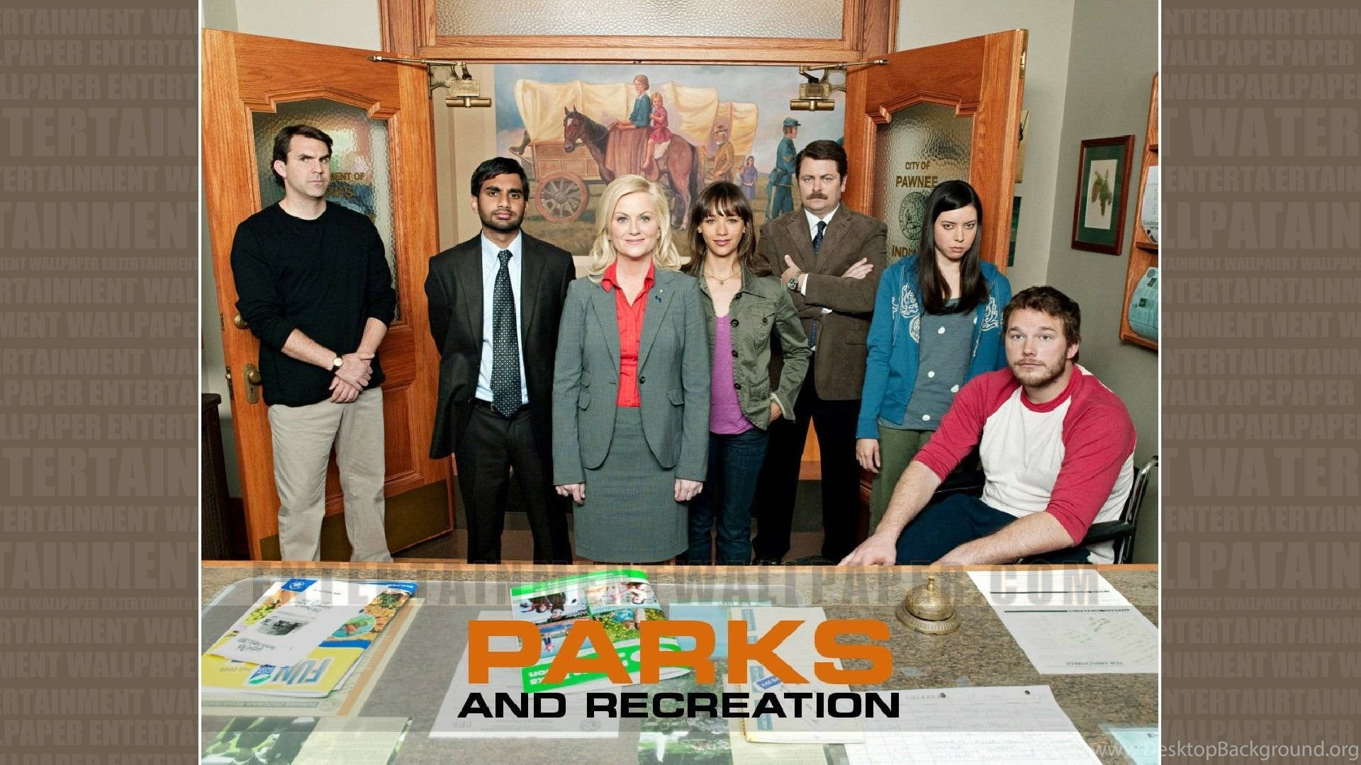 Parks And Recreation Wallpapers Desktop Background