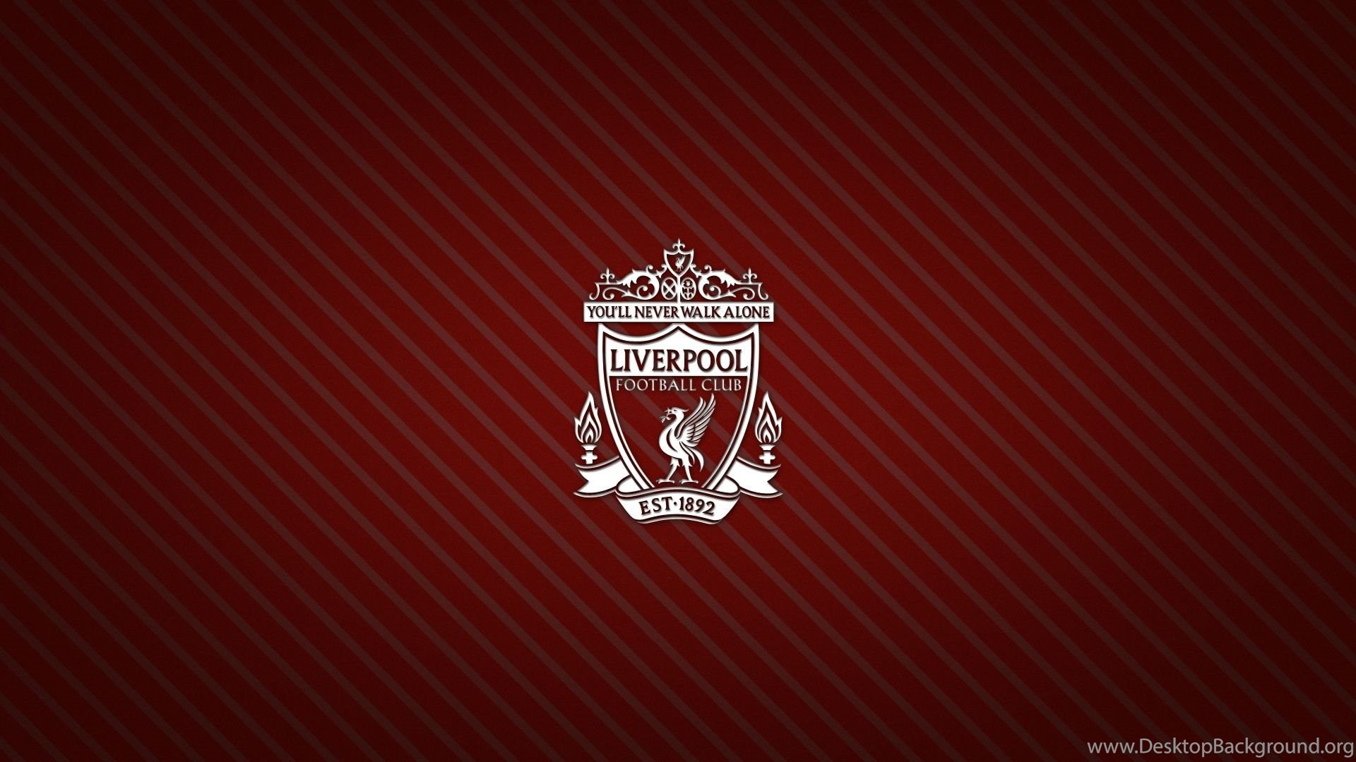 liverpool f.c. wallpapers and theme for windows 10 desktop background