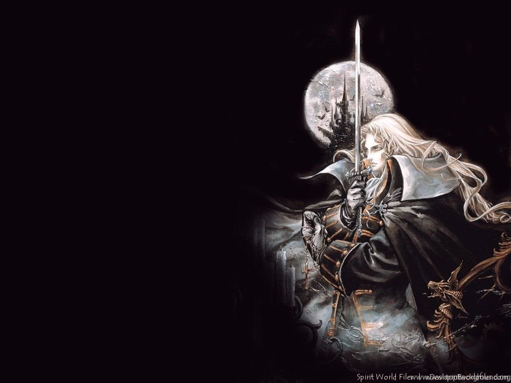 Castlevania Symphony Of The Night Wallpapers Desktop Background