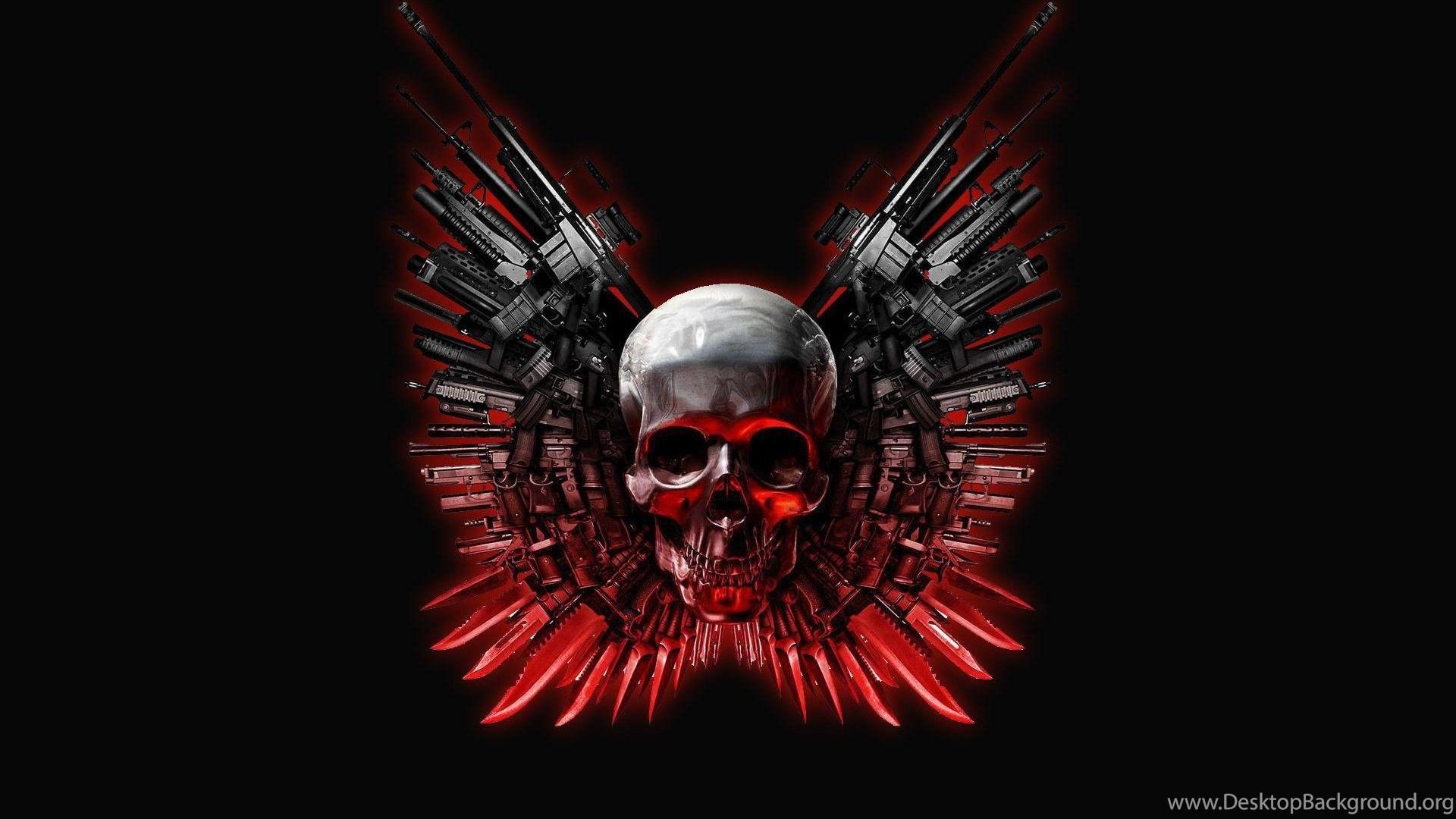 Incredible Neon Skull Wallpaper: RED SKULL WALLPAPER ( Desktop Background