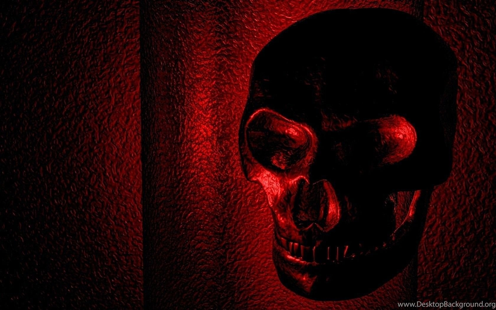 Red Skull Wallpapers And Images Wallpapers Pictures Photos