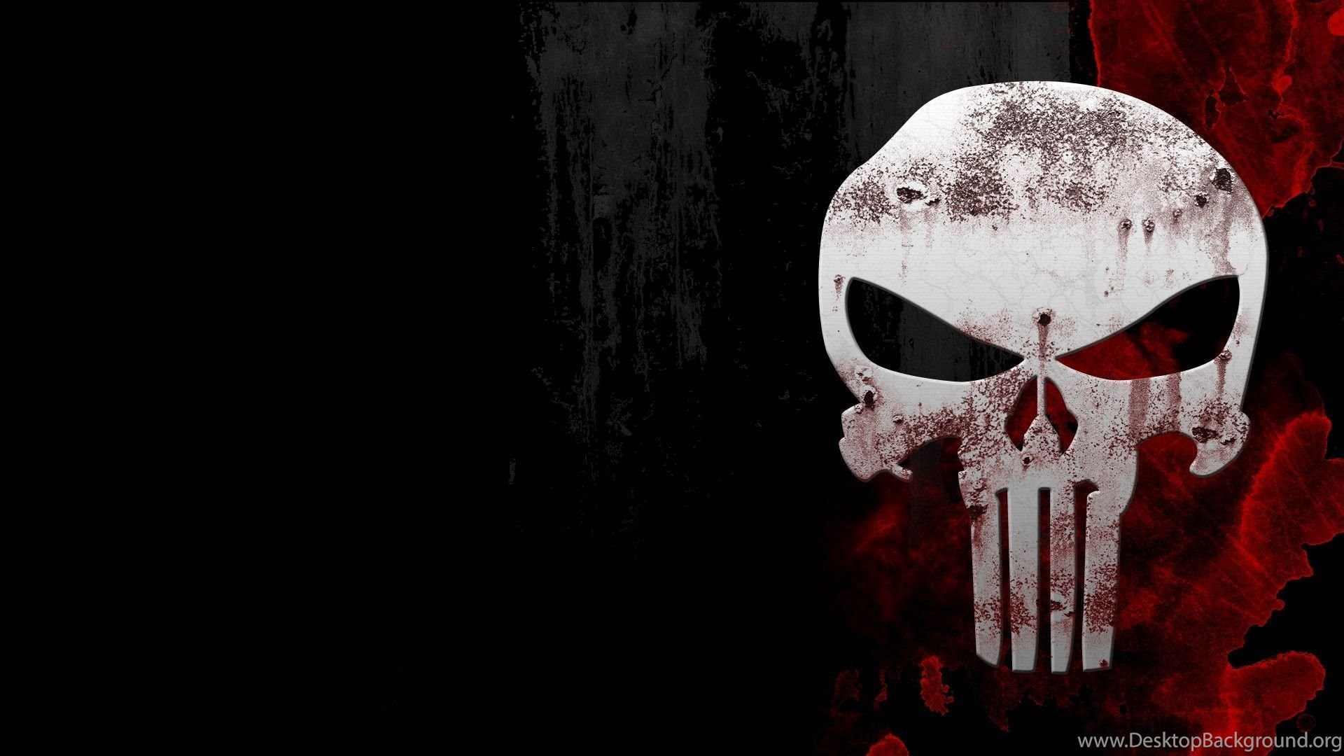 Red Skull Wallpapers Wide Desktop Background