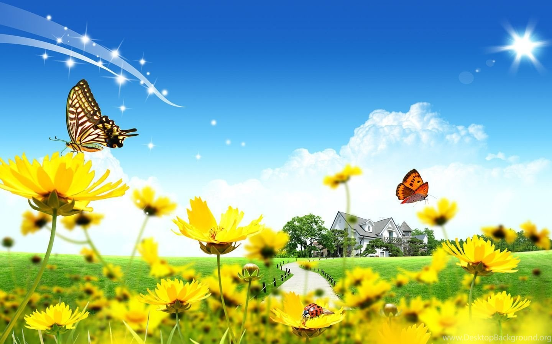 Free Spring Desktop Wallpapers Desktop Background