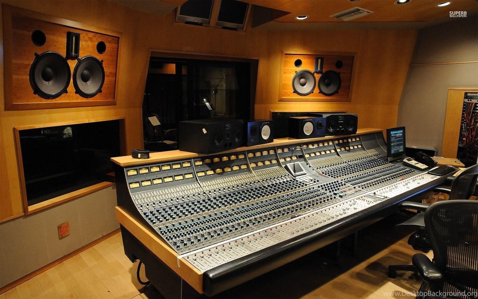 Recording Studio Wallpapers Photography Wallpapers Desktop