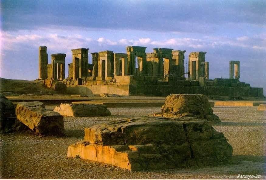 Wallpapers Downloads Persepolis In Shiraz Iran Very Beautiful Desktop Background