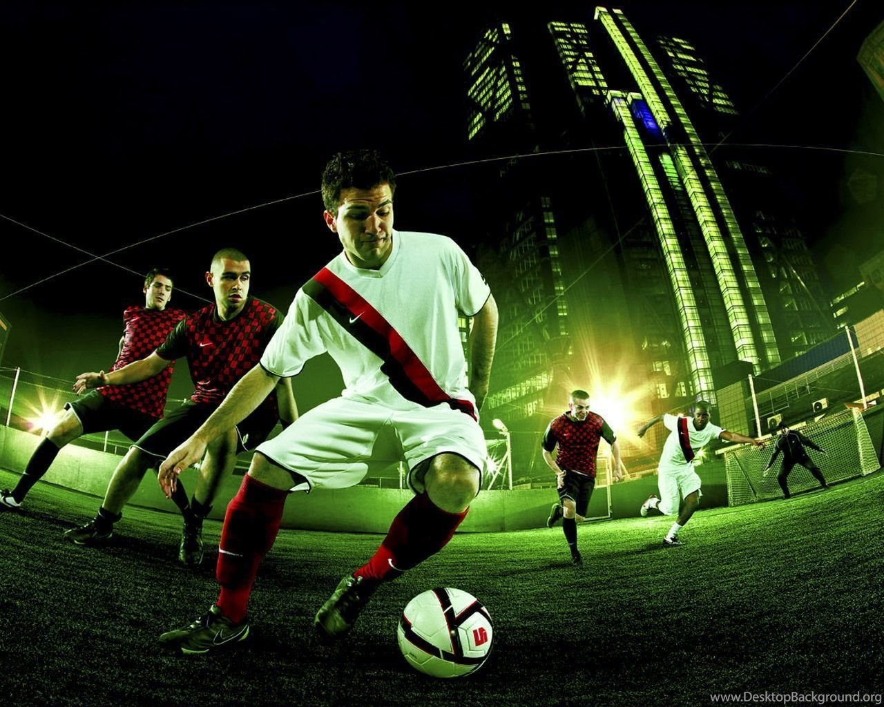 Nike Wallpapers Soccer Desktop Background