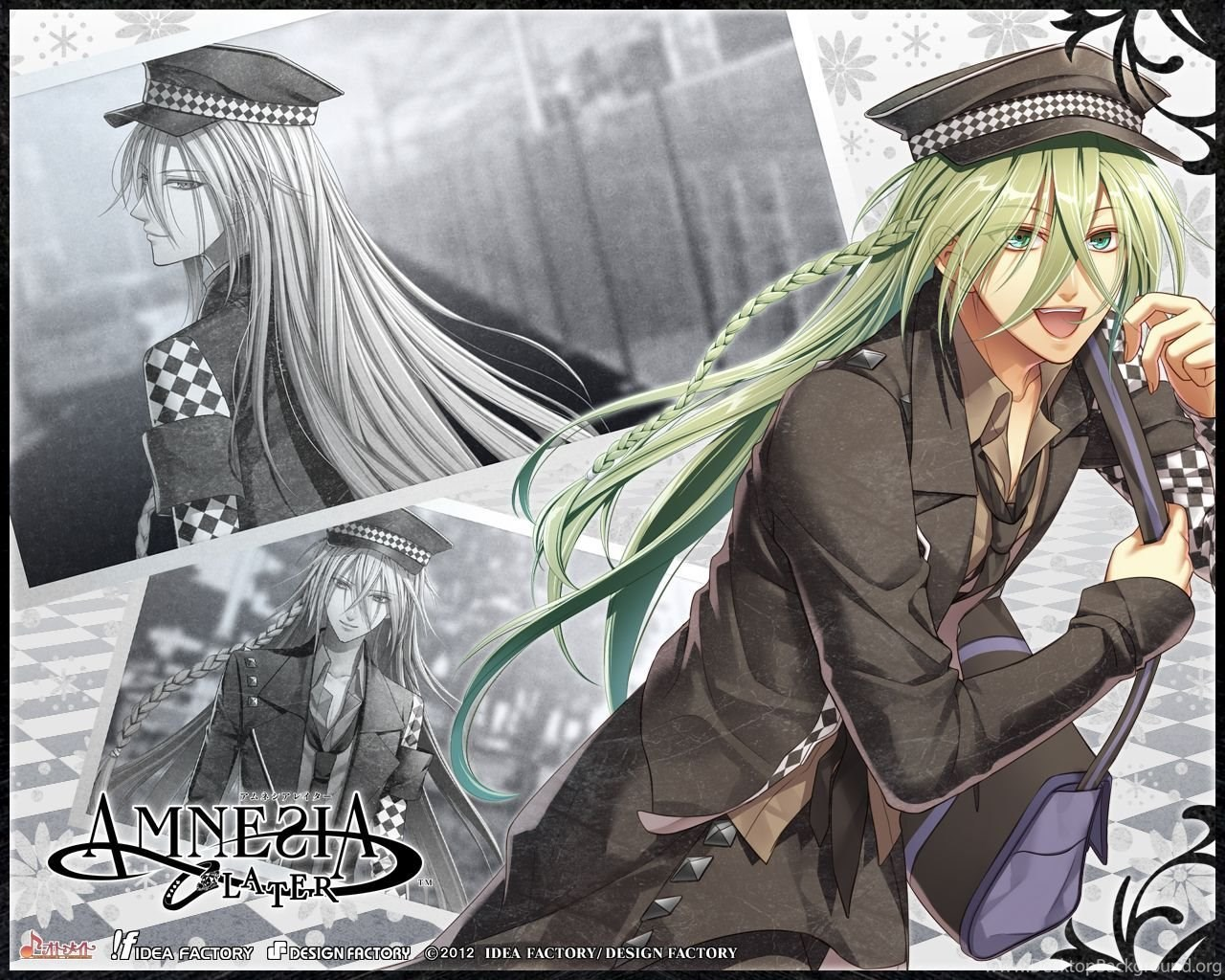 Ukyou Amnesia アムネシア Wallpapers Fanpop Desktop Background