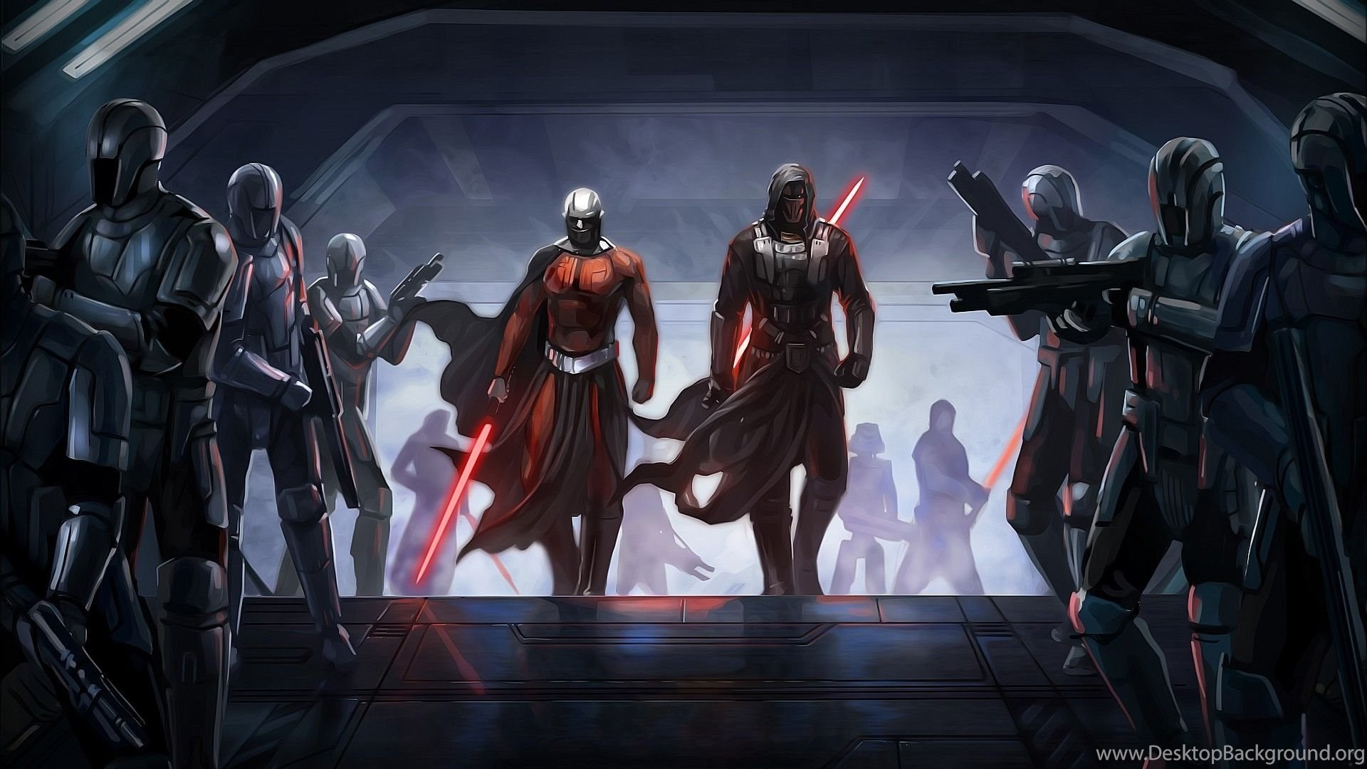 Download Wallpapers 1920x1080 Star Wars The Old Republic Guard Desktop Background