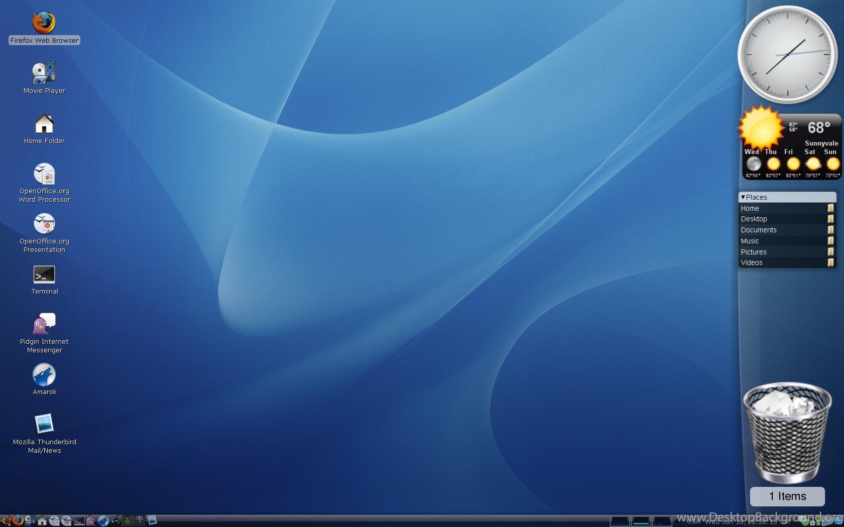 Dell Logo Desktop Background