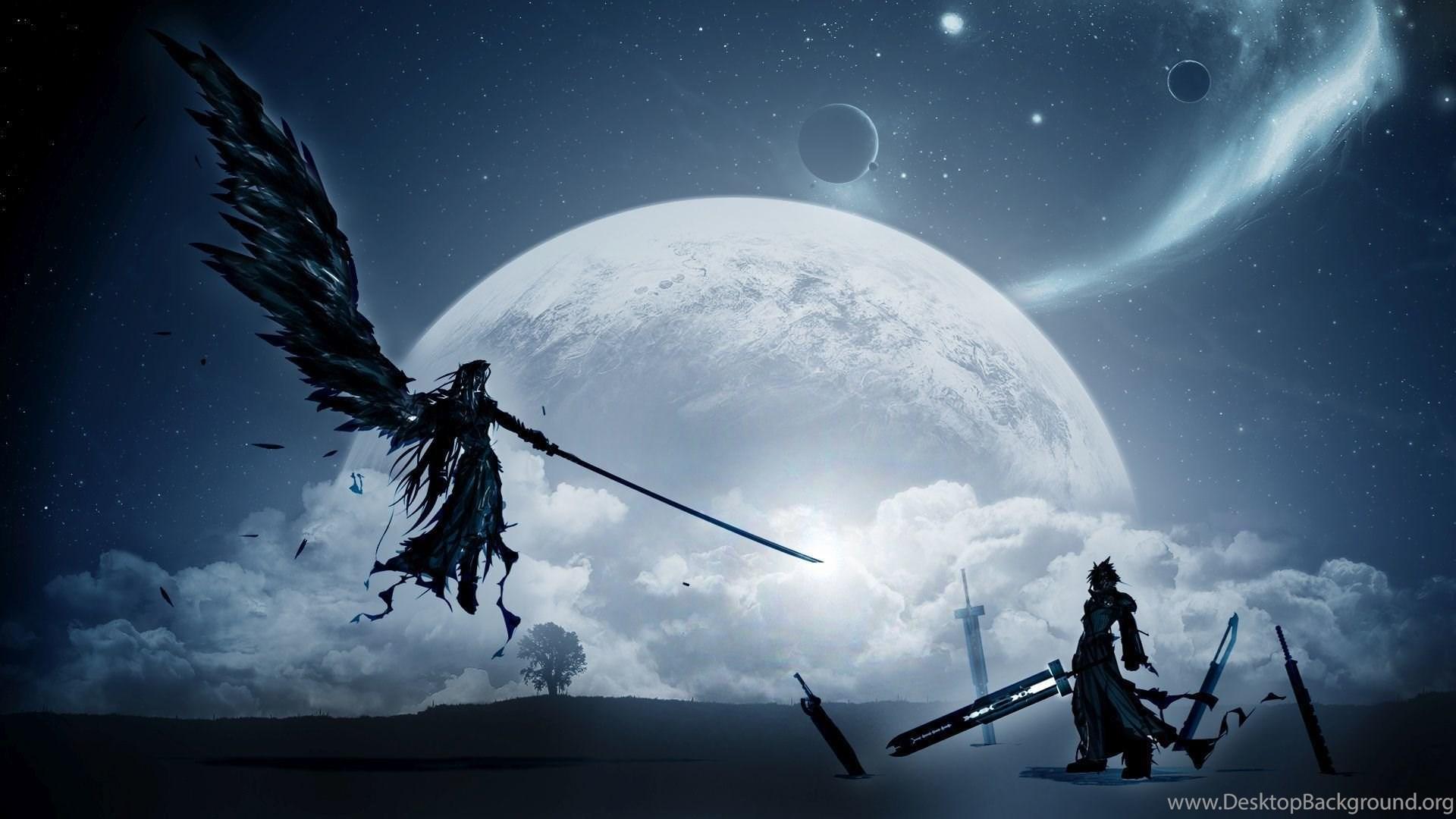 Final Fantasy Vii Game Hd Wallpaper 1920x1080 35393 Jpg Desktop
