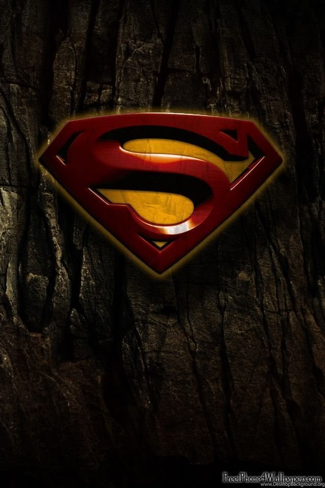 5 Best Superman Logo Iphone Hd Wallpapers I Am Qurat Desktop Background