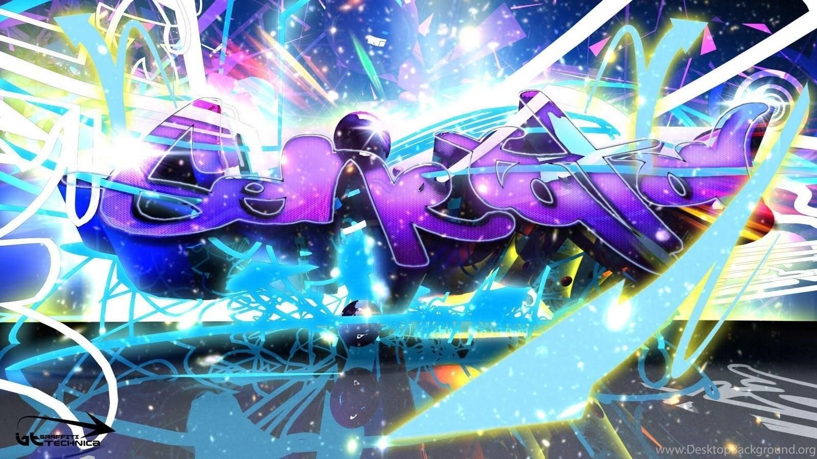 Cool Graffiti Wallpaper Widescreen Jpg Desktop Background
