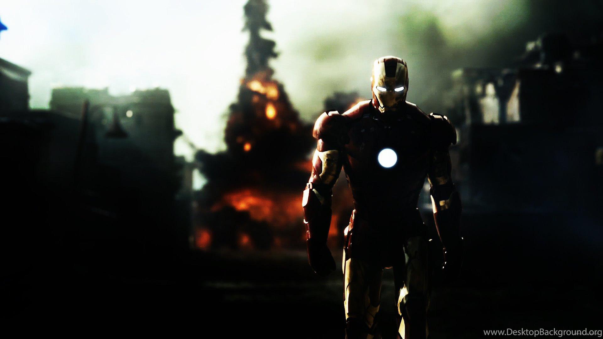 Iron Man Computer Wallpapers, Desktop Backgrounds Desktop