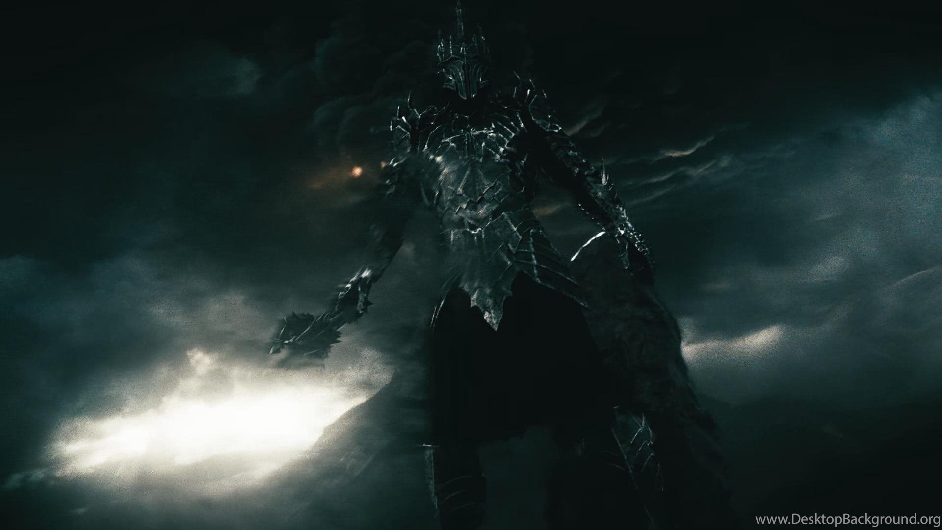 Middle Earth Shadow Of Mordor Review Desktop Background