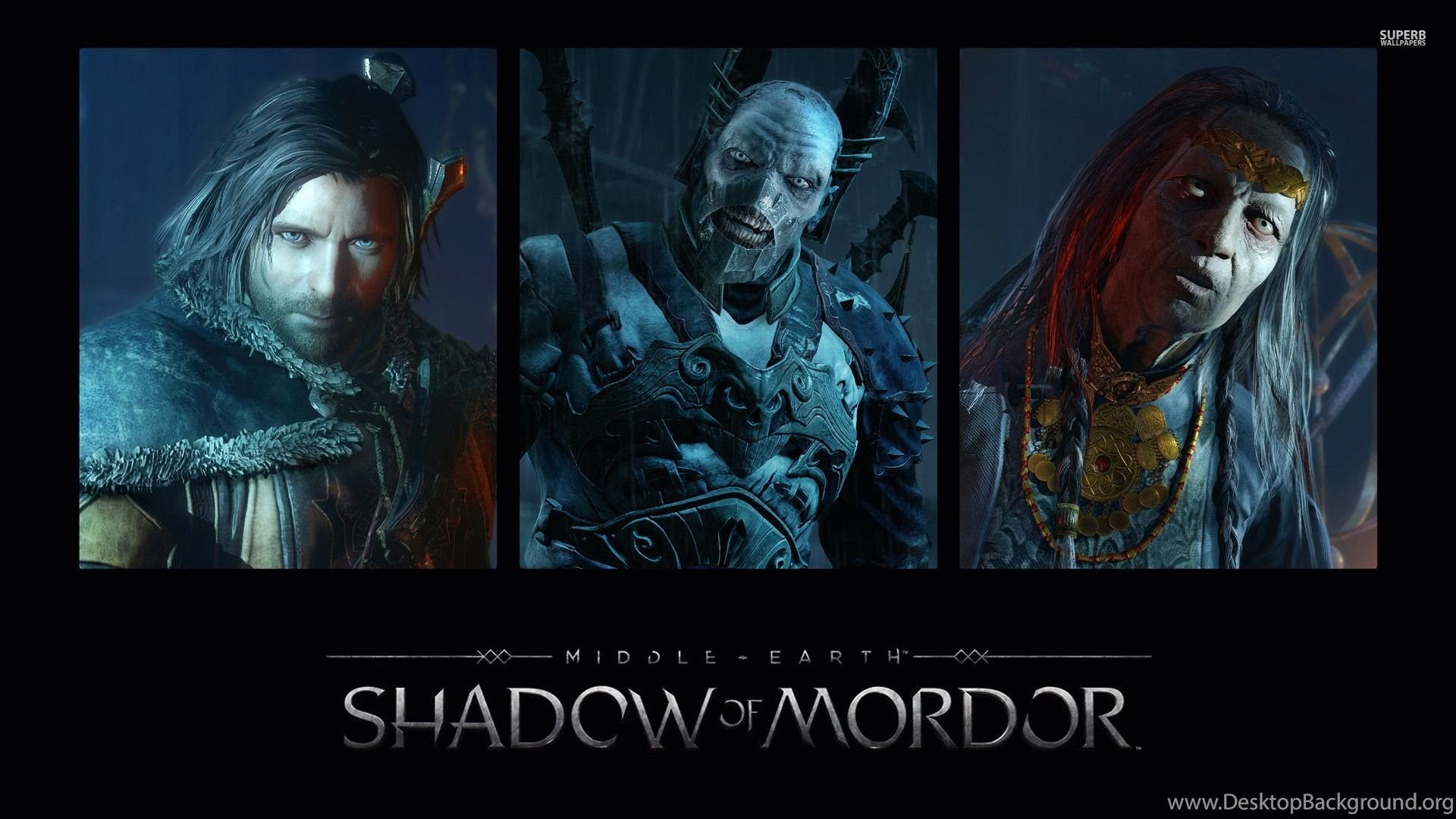 Middle Earth Shadow Of Mordor Wallpapers Game Wallpapers Desktop
