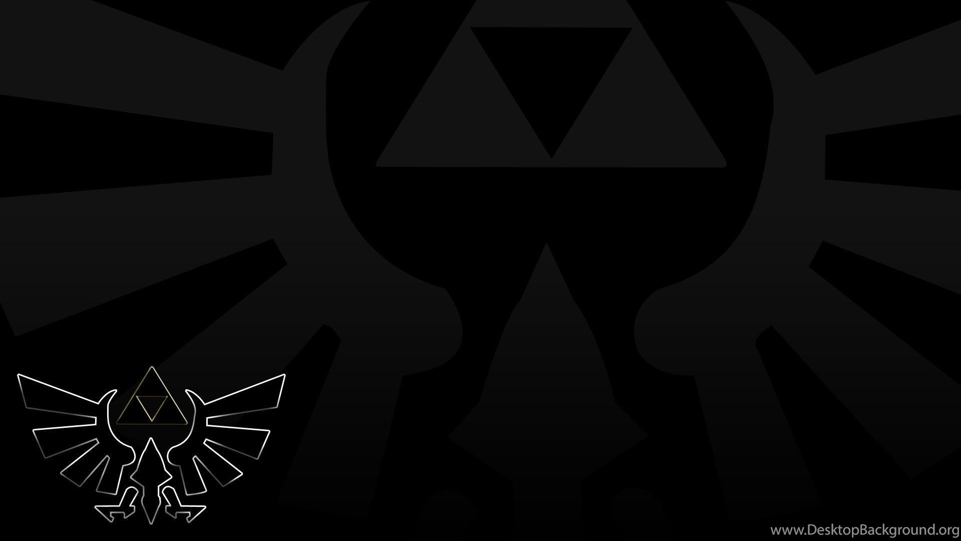 Triforce The Legend Of Zelda Wallpapers Free Wide Hd Wallpapers