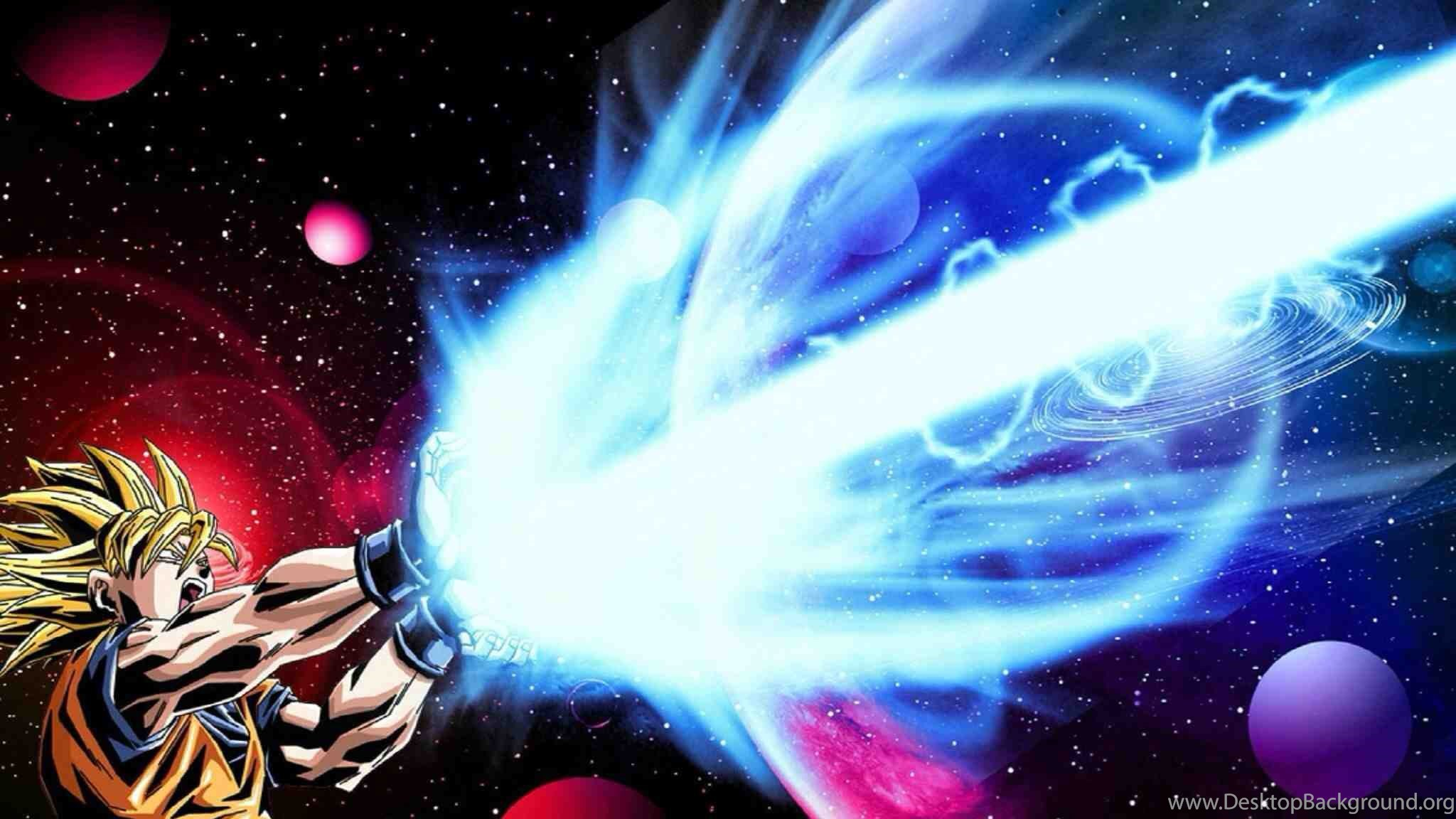 Download Dragon Ball Z Kamehameha Wallpaper Backgrounds Desktop